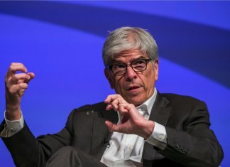 Paul Romer, economista-chefe do Banco Mundial