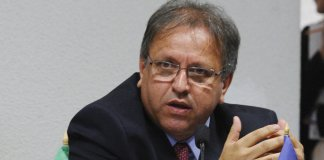 Marcelo Miranda, governador do Tocantins
